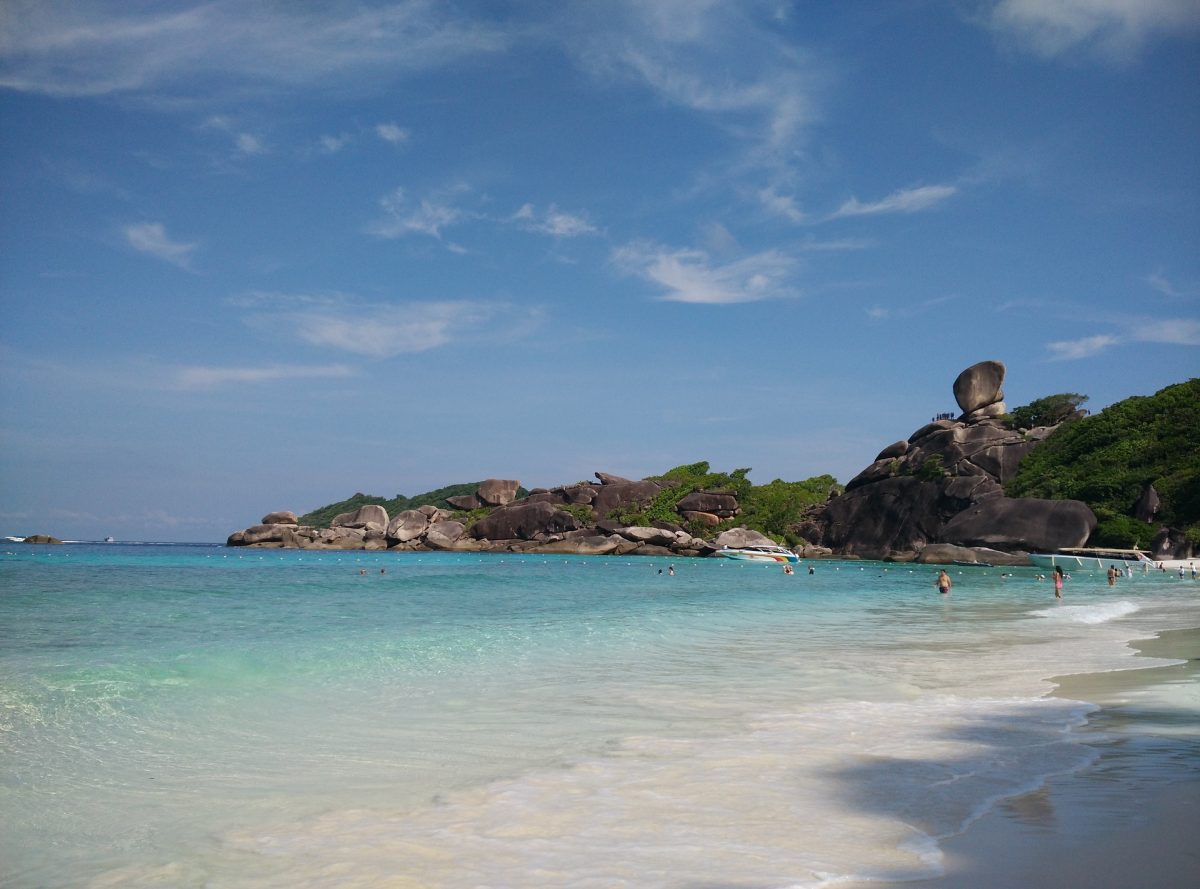 Tauchsafari Similan Islands